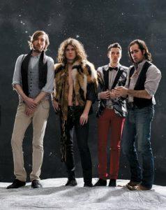 The Killers Headline Benicassim Festival in Spain