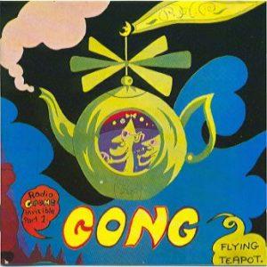 Gong's 'Flying Teapot'