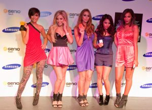 The Saturdays With The New Samsung Genio Touch