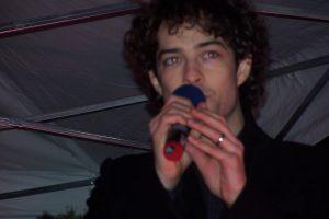 Lee Singing In Chelmsford